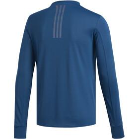 adidas Supernova Koszulka z długim rękawem Mężczyźni, legend marine